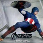 The Avengers Captain America par Hot Toys