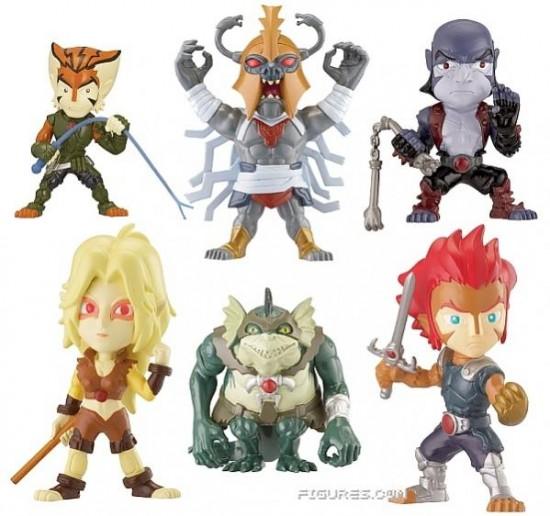 bandai Thundercats SD