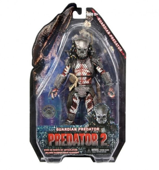 guardian Predators NECA serie 5