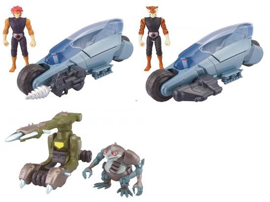 Thundercats Bandai ThunderRacer Lizard Canon