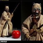 Star Wars : Sideshow ouvre les précommandes pour son Tusken Raider (Homme des sables)