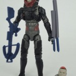 GI.I Joe Retaliation : Zartan et Red Ninja sur ebay