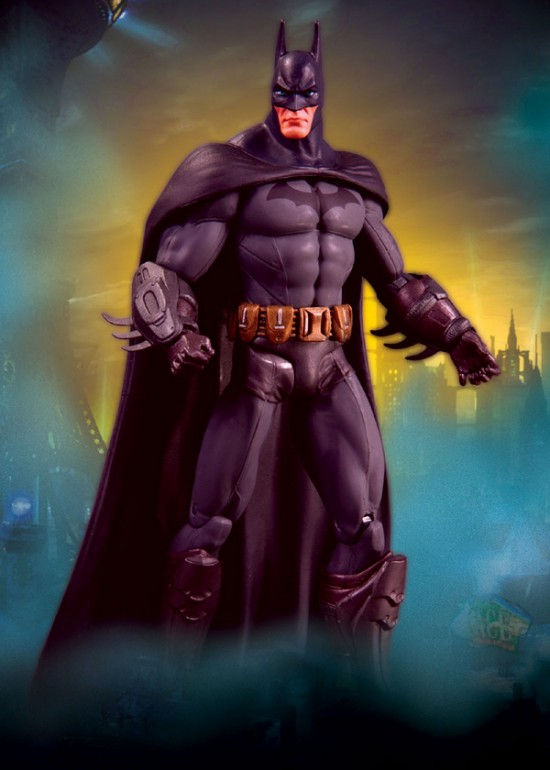 BATMAN Arkham City DC direct serie 3 Batman