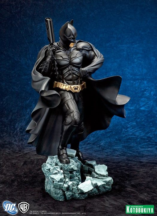 DC Comics Batman -The Dark Knight Rises- ARTFX Statue