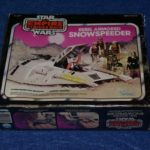 Star Wars Snowspeeder version Empire Strikes Back !
