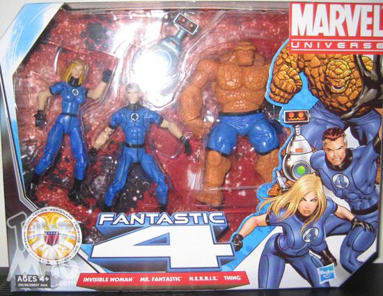 Fantastic four 4 Marvel Universe Hasbro