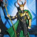 Review : LOKI – The Avengers Hasbro
