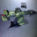 Maisto TailWinds : Review du A-10 Thunderbolt II (Fairchild Republic)