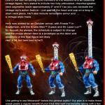 Mekaneck la prochaine figurine MOTUC d'octobre
