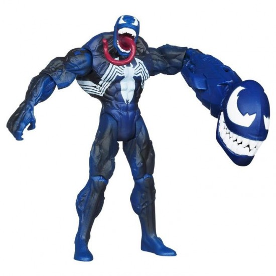 The Amazing Spider-Man The Movie Hasbro Symbiote Snap Venom