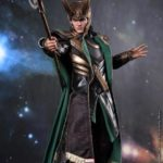 The Avengers LOKI par Hot Toys