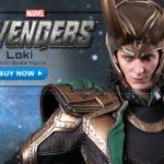 The Avengers : le Loki de Hot Toys en préco chez Sideshow !