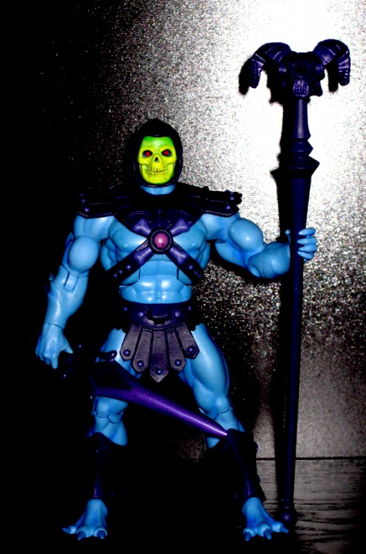 Skeletor V1 2009 MOTUC
