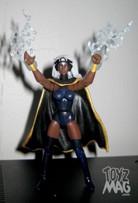 storm Tornade Marvel universe Hasbro wave 17