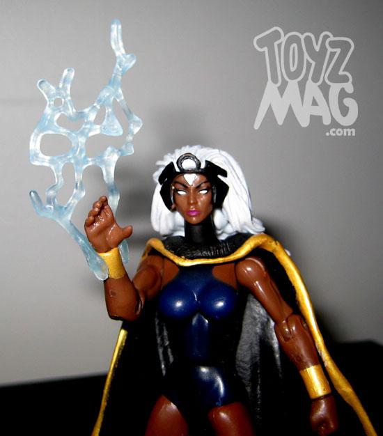 storm Tornade Marvel universe Hasbro