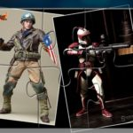 SDCC 2012 Sideshow & Hot Toys : WW2 Captain America et Commander Fox
