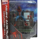 Amazing Spider-Man les figurines Marvel Select