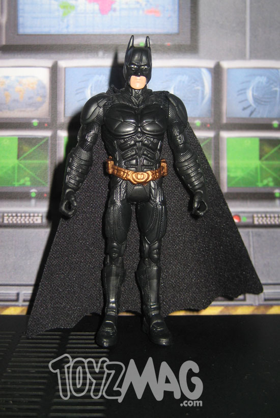 BATMAN THE DARK KNIGHT RISES MATTEL 10cm