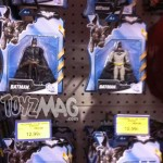 The Dark Knight Rises les figurines Mattel chez TRU
