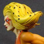 Cheetara  – la statuette finalisée