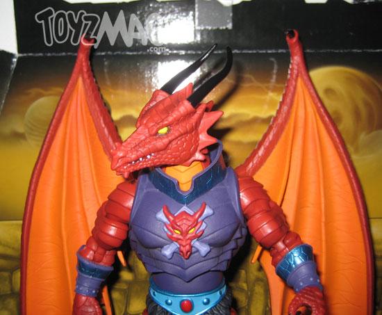 Draego-man MOTUC MATTEL 2012 30th anniversary