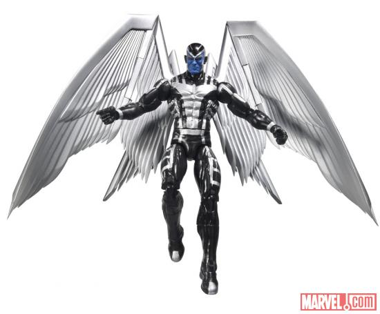 HAsbro SDCC MARVEL LEGENDS X-FORCE Arcangel