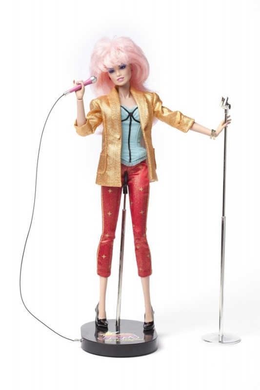 Hollywood Jem et le hologramme Comic Con Exclusive Integrity Toys Hasbro