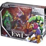 Marvel Universe le pack exclusif d'Hasbro pour le SDCC