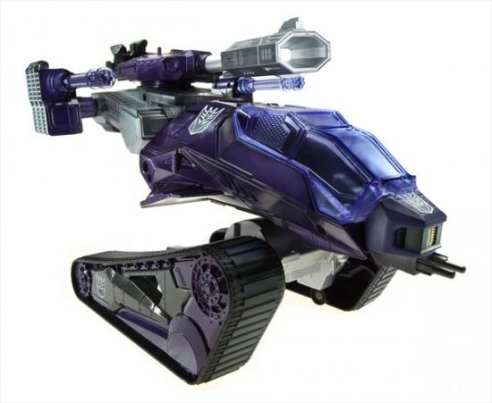 SDCC2012 Hasbro GIJOE Hiss Tank Shockwave