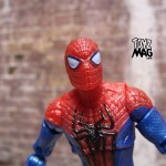 Review Hasbro : Spider-Man - The Amazing Spider-Man (poseable)