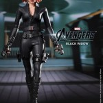HOT TOYS : Black Widow The Avengers