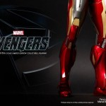 IROM MAN Mark VII par Hot Toys le TEASER