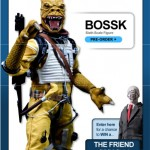 Sideshow Star Wars : Bossk en précommande !
