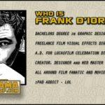 Interview exclusive de Frank D'Iorio alias Niubniub (Diorama Workshop)