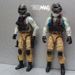 G.I. Joe 30 Anniversary Hasbro : Variante du Steel Brigade