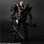 Metal Gear Solid 2 (Konami) : Solidus Snake par Square Play Arts Kai