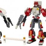 Hasbro Kre-OTransformers : du nouveau