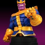 SDCC 2012 exclu Gentle giant : mini-buste Marvel Thanos