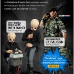 SDCC 2012 : Sideshow continue ses révélations