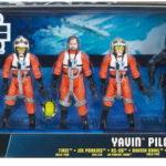 Star Wars Hasbro : des images des packs exclu Toys R s (Ewoks et pilotes)