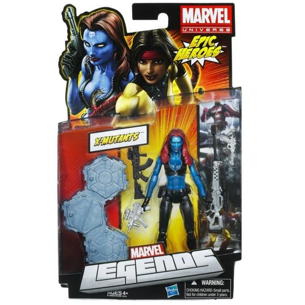 Marvel legends 2012 serie 3 Mystic