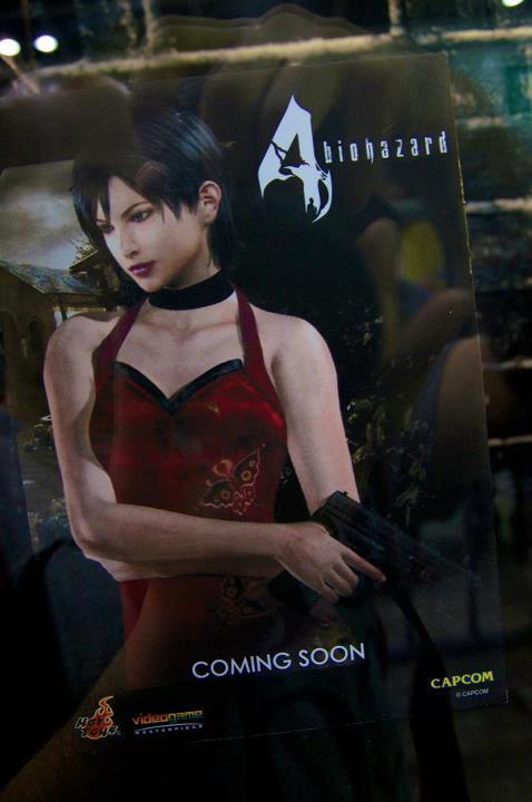 Ada Wong Resident Evil 4 hot toys