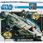 Review vidéo Big Faucon Millenium Legacy Collection Hasbro partie 2/3