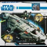 Review vidéo Faucon Millenium Legacy Collection Hasbro partie 3/3