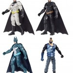 The Dark Knight Rises le point sur les figurines Mattel en France