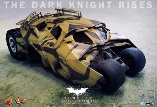 Bane Hot Toys The Dark Knight Rises