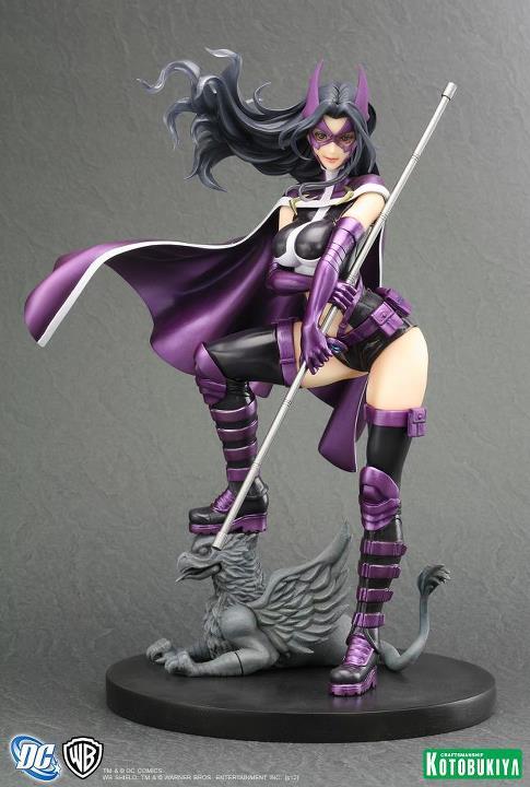 DC Comics Huntress Bishoujo Statue Kotobukiya