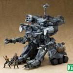 Kotobukiya signe un model kit Gunhed
