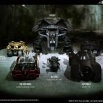 Hot Toys les véhicules de Batman