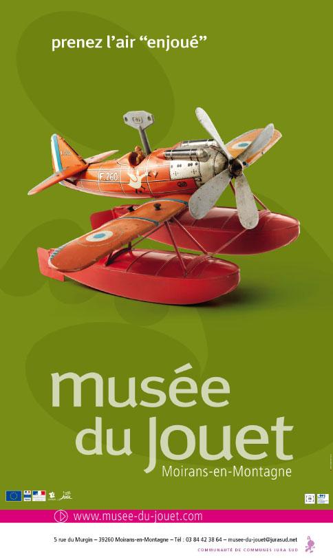 Le musée du jouet de Moirans-en-Montagne
